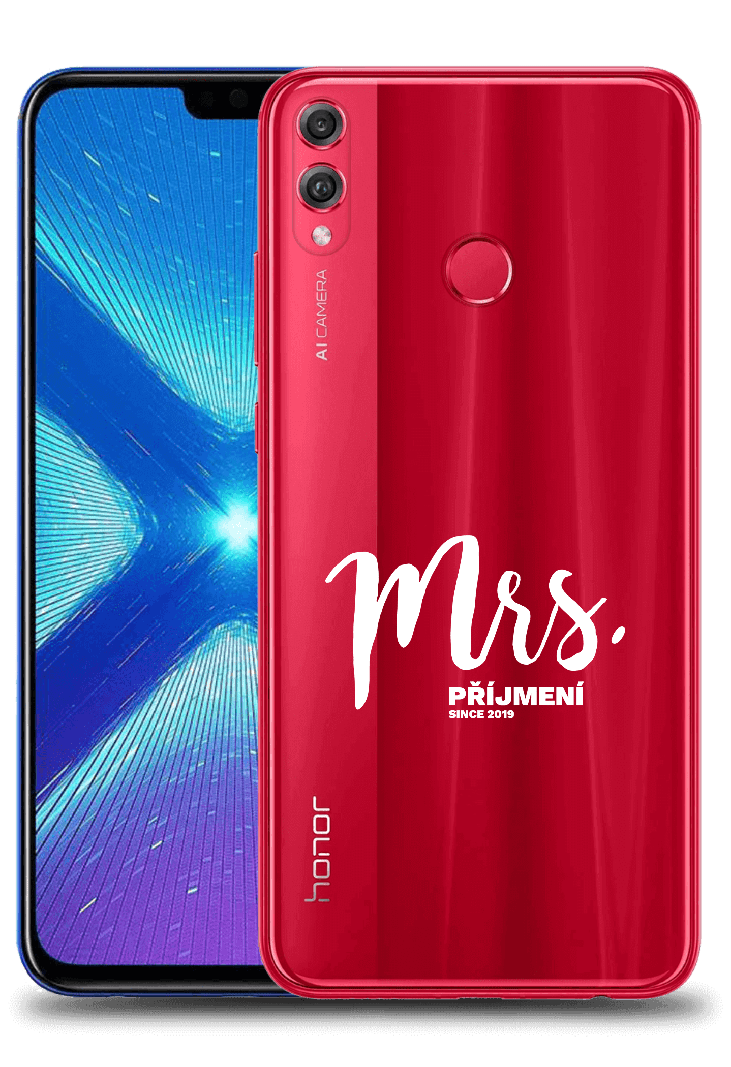 Kryt Honor 8X Mrs. since ...