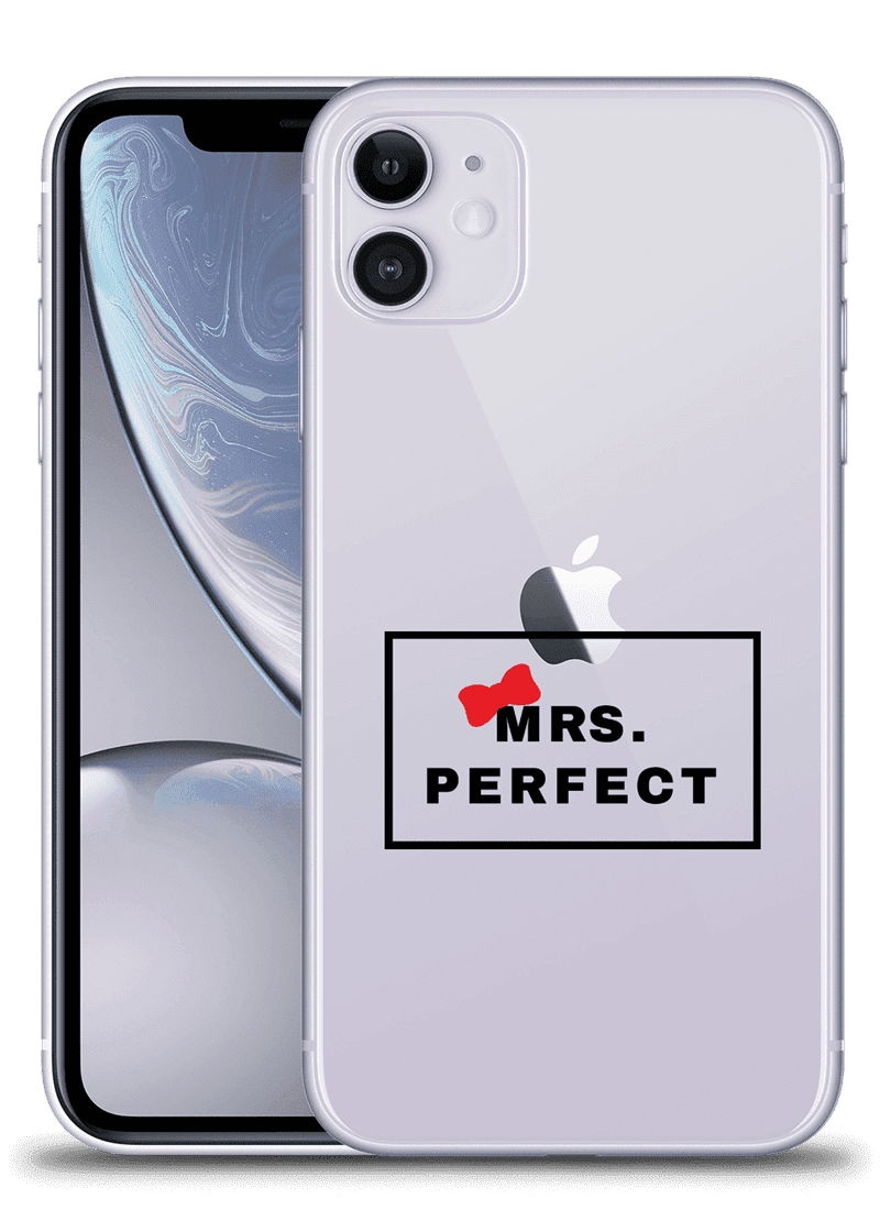 Kryt Apple iPhone 11 Mrs. Perfect