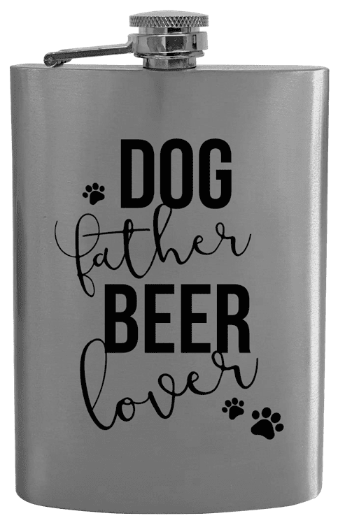 Placatka Dog father, beer lover
