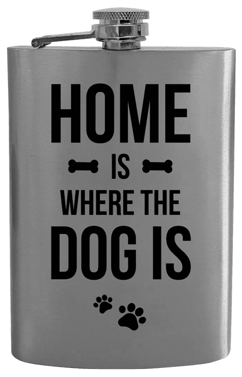 Placatka Home is where the dog is