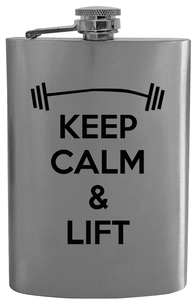 Placatka Keep calm and lift
